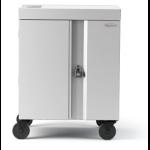 Bretford Cube Cart Portable device management cart White