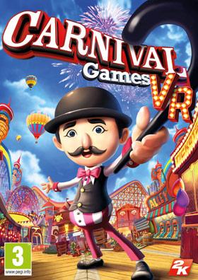 Nexway Carnival Games VR vídeo juego PC Básico Español