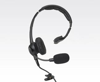 Zebra RCH51 Monaural Head-band Black headset