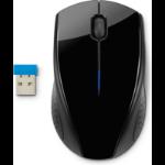 HP 200 mouse RF Wireless Ambidextrous