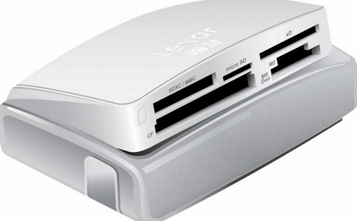 Multi-card 25 In 1 USB3 Reader