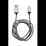 Verbatim Lightning Cable Silver 120cm