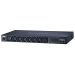 Aten PE6208G power distribution unit (PDU) 8 AC outlet(s) 1U Black