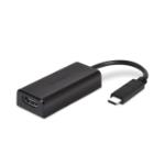 Kensington CV4000H USB-C - HDMI USB Type-C Black
