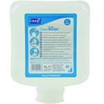 DEB REFRESH CLEAR FOAM 1LTR CLR1L PK6