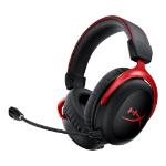 HyperX Cloud II Wireless Headset Head-band Black, Red