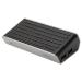Targus Dual Video Universal Docking Station - Black (DOCK120EUZ)