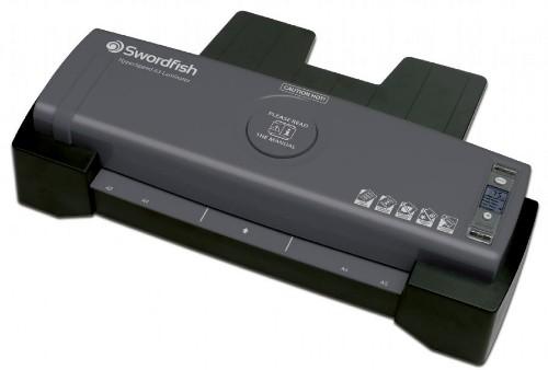Swordfish 40243 laminator 2000 mm/min Black,Grey