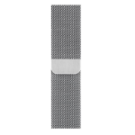 Apple MTU62ZM/A smartwatch accessory Band Silver Stainless steel