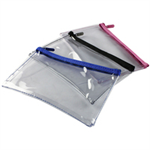 Helix CLEAR PENCIL CASE 200X125 AST P12
