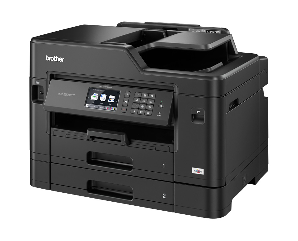 Mfc-j5730dw - Colour Multi Function Printer - Inject - A3 - USB / Ethernet / Wi-Fi