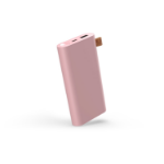 Fresh 'n Rebel 2PB12000DP batería externa Rosa Polímero de litio 12000 mAh