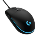 Logitech G Pro mouse USB Type-A Optical 12000 DPI Right-hand