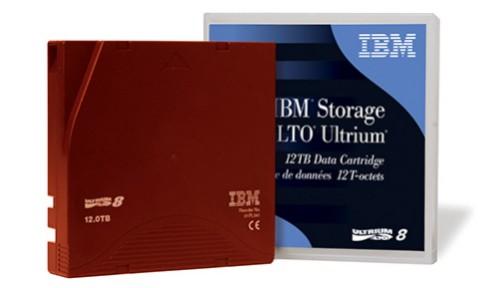 IBM LTO Ultrium 8 tape drive 12000 GB