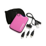 Veho Pebble Verto power bank Pink 3700 mAh