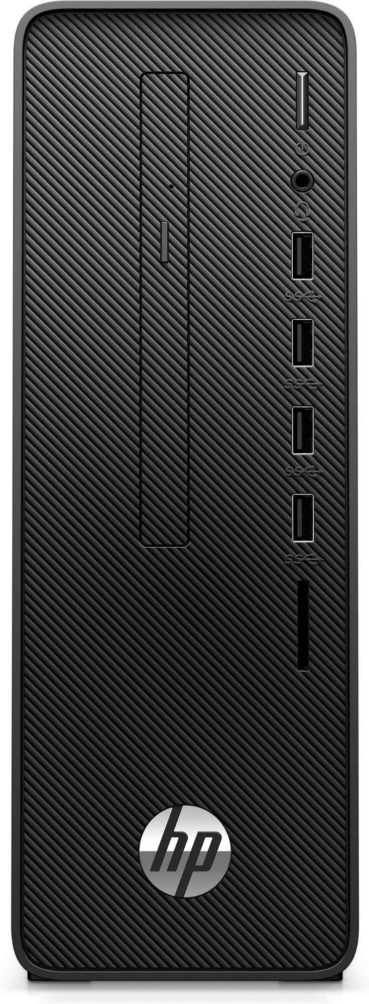 HP 290 G3 DDR4-SDRAM i5-10500 SFF 10th gen Intel-� Core��� i5 8 GB 256 GB SSD Windows 10 Pro PC Black