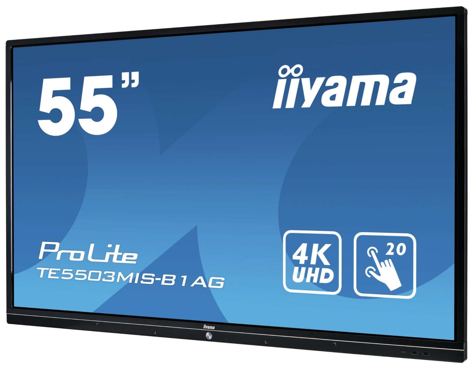 iiyama ProLite TE5503MIS-B1AG touch screen monitor 139.7 cm (55