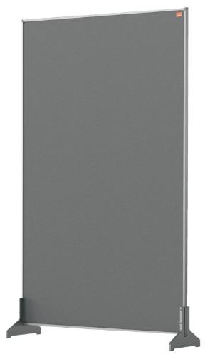 Nobo 1915503 magnetic board Grey
