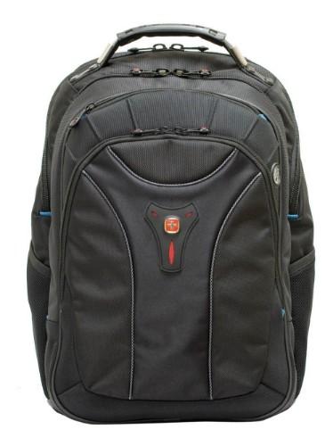 "Wenger/SwissGear 600637 17"" Backpack Black notebook case"