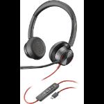 POLY Blackwire 8225 Headset Head-band Black