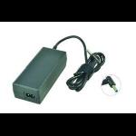 2-Power CAA0737A Indoor 65W Black power adapter/inverter