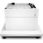 HP Color LaserJet 550-sheet Paper Tray with Stand