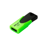 PNY N1 Attaché 16GB 16GB USB 2.0 USB Type-A connector Green, Black USB flash drive