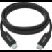 Vision TC 2MUSBC/BL cable USB 2 m 3.2 Gen 1 (3.1 Gen 1) USB C Negro