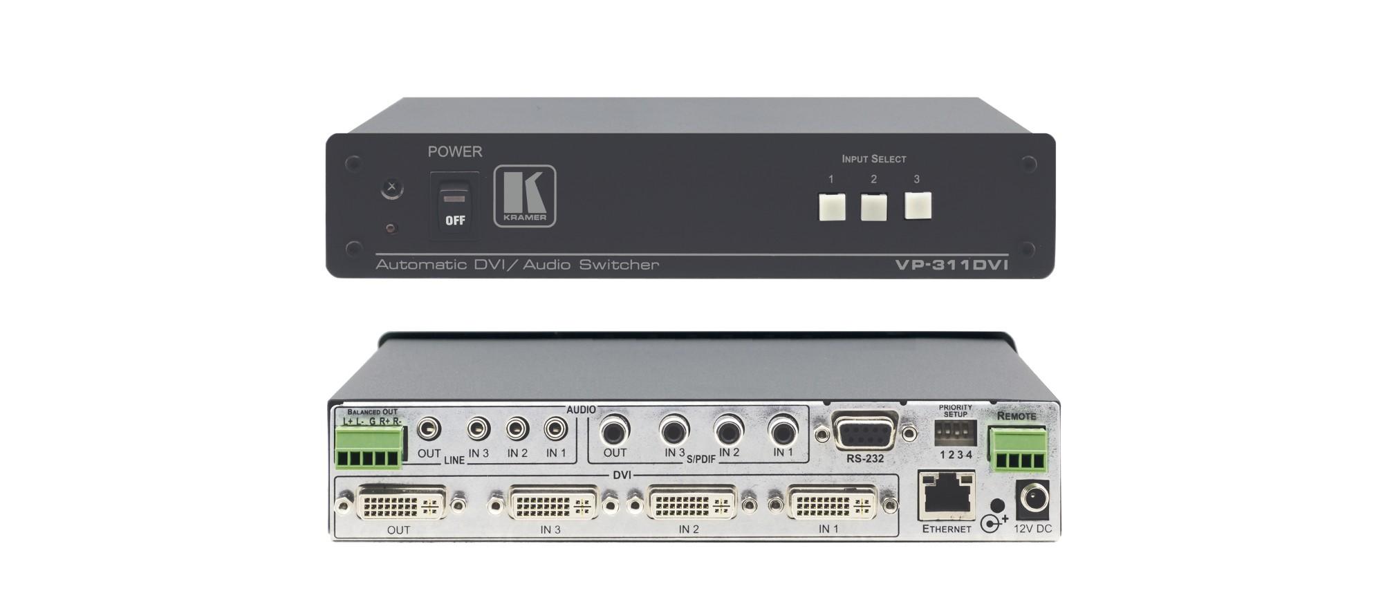 Kramer Electronics VP-311DVI video converter