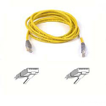 Belkin Patch Cable Cross Wired 2m 2m networking cable