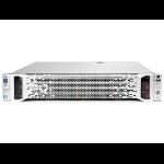 HP ProLiant DL380p Gen8 Intel C600 LGA 2011 (Socket R) Rack (2U)