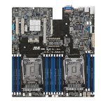 ASUS Z10PR-D16 server/workstation motherboard LGA 2011-v3 SSI EEB Intel® C612