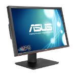 "ASUS PA249Q 24.1"" Full HD IPS Black computer monitor"