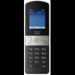 Cisco SPA302D-G7, Refurbished DECT telephone Caller ID Black