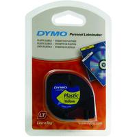 DYMO 91202 (S0721620) DirectLabel-etikettes, 12mm x 4m