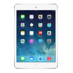 Apple iPad mini 2 16GB 3G 4G Silver