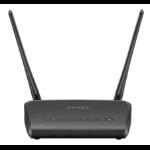 ZyXEL NBG6617 Dual-band (2.4 GHz / 5 GHz) Gigabit Ethernet Black wireless router