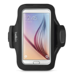 "Belkin Slim-Fit Plus 5.1"" Armband case Black"