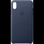 "Apple MRWU2ZM/A mobile phone case 16.5 cm (6.5"") Cover Blue"