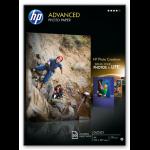 HP Advanced Photo Paper, glanzend, 50 vel, A4/210 x 297 mm