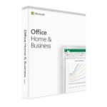 Microsoft Office 2019 Home & Business Full 1 license(s) English