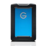 G-Technology ArmorATD external hard drive 5000 GB Black, Blue