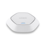 Linksys LAPN600-UK WLAN access point Power over Ethernet (PoE) White 600 Mbit/s