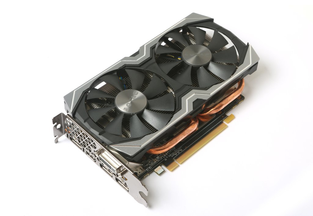 Zotac ZT-P10600B-10M GeForce GTX 1060 6GB GDDR5 graphics card