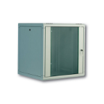 "Digitus SoHo Line 16U 19"" Wall Mounting Cabinet Grey rack"