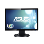 "ASUS VE198TL 19"" HD Black computer monitor LED display"