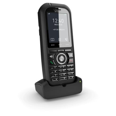 Snom M80 DECT telephone handset Caller ID Black