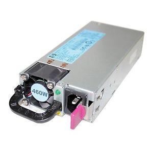 Hewlett Packard Enterprise Arista 460W BF AC Power supply network switch component