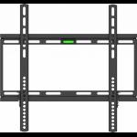 Vision VFM-W4X4V TV mount 139,7 cm (55 Zoll) Schwarz