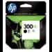 HP Cartucho de tinta original 300XL de alta capacidad negro